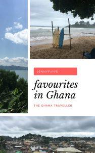 Best spots in Ghana