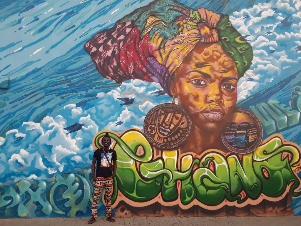 Tour guide Ghana