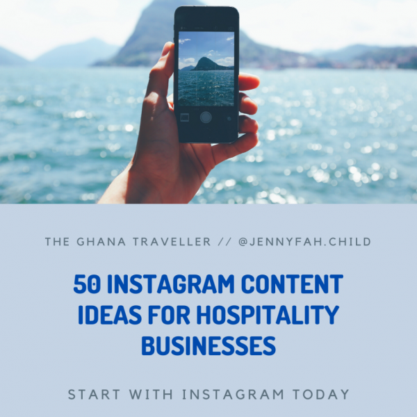 50 Content Ideas for Instagram