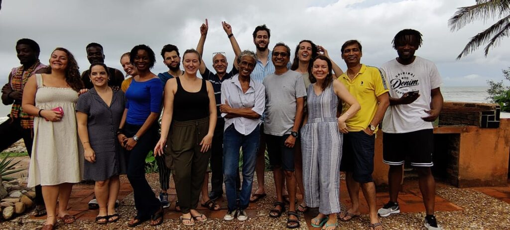 What to do on the weekends in Accra? Join our Language Trips!